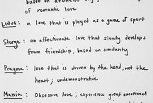 kärlek på olika sätt