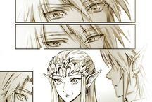 Legend of Zelda COMICS