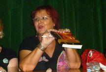 Gloria Garcés Zalve Presentación literaria: Brhaman - Centro Imaginalia - 18/07/12