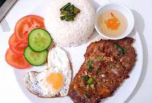 Vietnamese food / by Crystal Dang