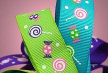 Ribbons, so many ribbons :P´´