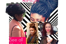 Marley Twists + Havana Twists / this board is dedicated to the stylish protective style marley twists and havana twists. curated to show short , long and medium marley twists and havana twists.