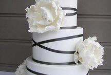 Huwelijk - taart