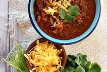 Chili / by Kate Riley