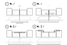 Painting Hanging Instructions / Helping you hang your paintings without getting a headache.