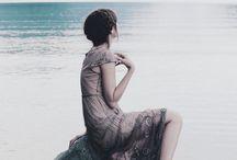 숲과 드레스