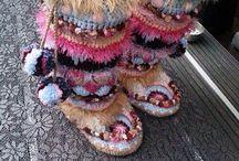 Crochet - Hats and accessoires