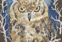 Bufnite . Owls.