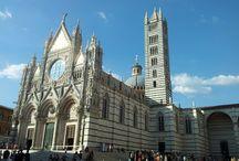 Tuscany tours: day trips. Siena, Chianti, San Gimignano, Montalcino, Montepulciano, Pienza