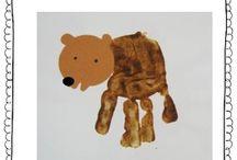brown bear  / by Tina Kaul