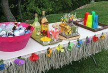 Summer Jamboree / Ideas for the annual summer party!!!