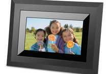 Digital picture frames / by Jerome