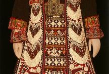"Traditional costumes and clothing / A ""research"" board on the said subject. #costume, #tradition, #embroidery, #textiles, #historical"