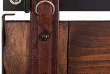 Drzwi przesuwne rustykalne