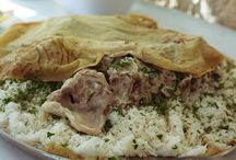 Jordanian Cuisine / Mealtimes are not just time to eat, but also a time of celebration. Food is a very important aspect of Jordanian culture. In addition food is commonly used by Jordanians to express their hospitality and generosity.   A 'Jordanian invitation' means that you are expected to bring nothing and eat everything. Rich Jordanian food coupled with the famous Jordanian hospitality creates an atmosphere of festivities each time a meal is served.