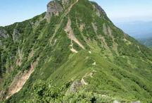 阿弥陀岳(八ヶ岳)登山 / 阿弥陀岳の絶景ポイント 八ヶ岳登山ルートガイド。Japan Alps mountain climbing route guide