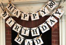Momma's 90th birthday party ideas