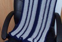 Crochet Prayer Shawls / by Faye White