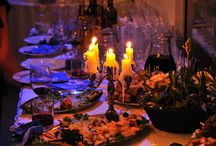 Gothic and MEDEVIAL entertaining / by Cynthia Shirrell