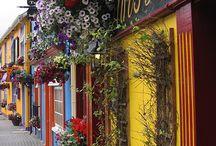 Ireland and the UK / travel inspiration