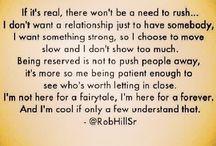 Love... Taking it slow