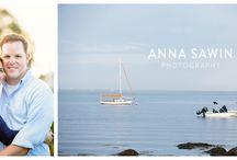 Seaside Engagement Sessions / Celebrating love and life by the seashore!