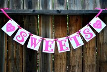 Sweets / by Bethlene Beckman