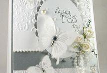* Card / Box - Hochzeit *