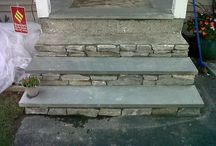 outdoor step ideas