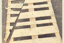 pallet hout decoratie