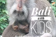 Kids Activities in Bali / The best things to do in Bali with Kids