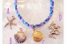 munty / ハンドメイドアクセサリーショップ、muntyの商品です♡