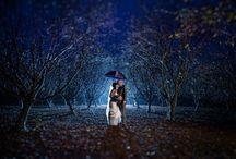 Rain wedding photos / Collection of amazing rain wedding photos
