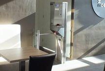 Турникеты Gotschlich с платежной системой TRINITY / Gotschlich предлагает автономное решения для платного доступа - TRINITY. Данное решение широко применяется в Европе для платного доступа в туалеты.