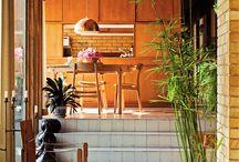 tegel: arkitektur, design