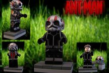 Lego Custom Minifigures / Custom Minifigures Lego With parts sculpt and paint by me .