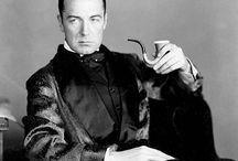 Sherlock Holmes / by DustBunny Artifacts