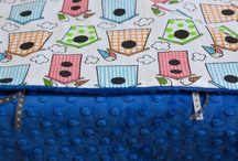Minky Blanket | Kocyki Minky Bambolo.pl / Minky blanket for toddler and older child | Kocyki minky od Bambolo.pl