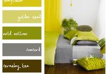 Color Inspiration / by Manon van den Arend