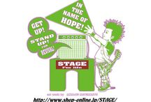 STAGE For life / I want to have only a person doing its best on various stages spend it