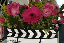 Flower themes