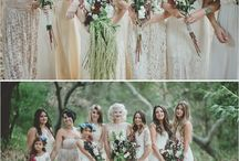 Bridesmaids / by Melissa Middleton