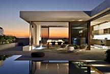 house: the backyard. / by Olivia C.