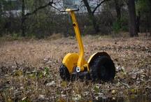 Windrunner, self balance scooter / http://www.mor.com.cn/html/en/
