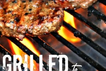 Grilling / by Judy Thompson Bernal