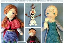 Crochet patterns & ideas / by Amanda Nelson