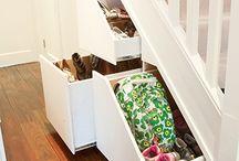 Crafty storage / Keeping organised