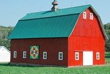 Barns / by Connie Kelsch