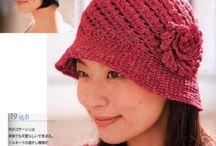 Summer hat pattern
