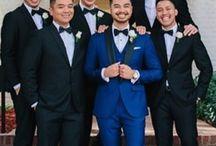 Real Weddings - Blues